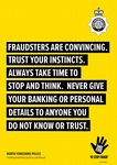 NYP18-0059 - Poster: Take five fraudsters